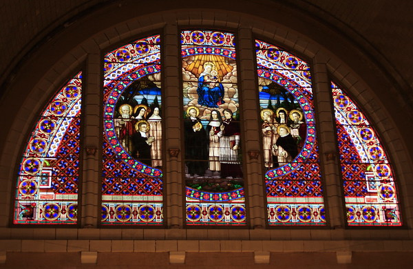 """""""Stained Glass""""  8/19/2015"""