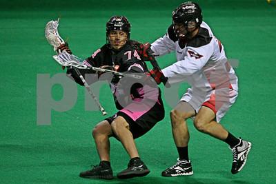 4/7/2012 - Philadelphia Wings vs. Buffalo Bandits - First Niagara Center, Buffalo, NY