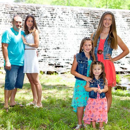 Shasteen Family
