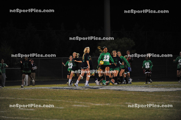 2010 Powder Puff Juniors vs Seniors