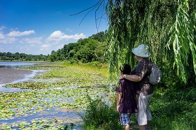 Exploring Maryland: A Walk  Around Lake Artemesia