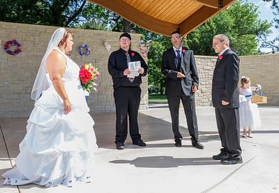 Chris  & Kristy Wagoner Wedding