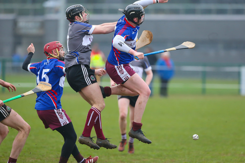 23/02/2019 Electric Ireland Fergal Maher Cup Final. Picture: Patrick Browne