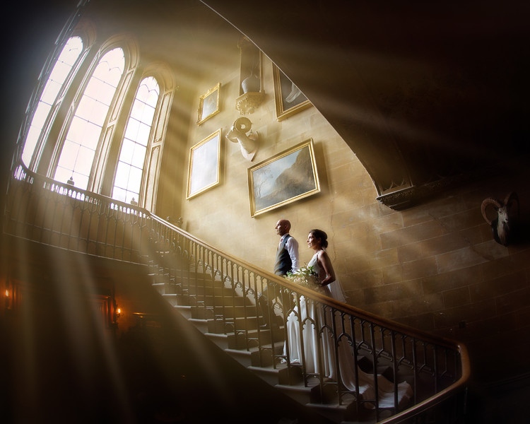duns castle wedding photography