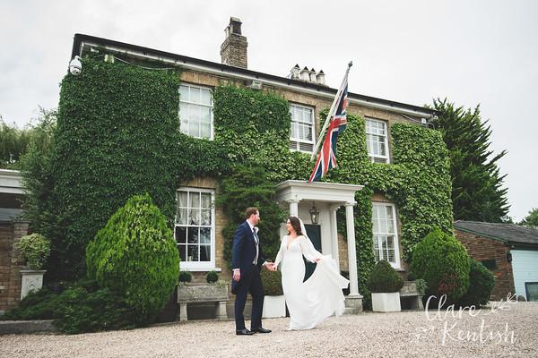 Juliette & Michael @ Friern Manor
