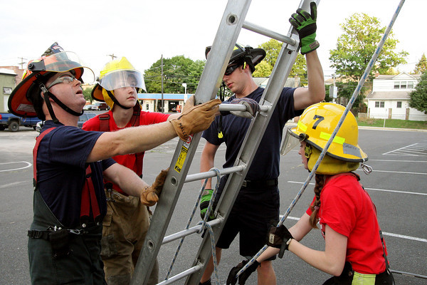 Wissahickon Firefighter Camp