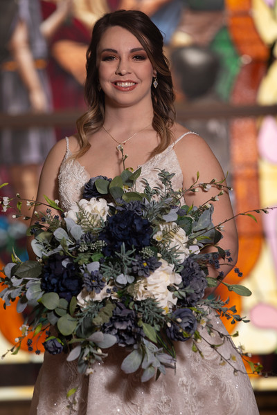 Mikayla Keeter Bridal Pics