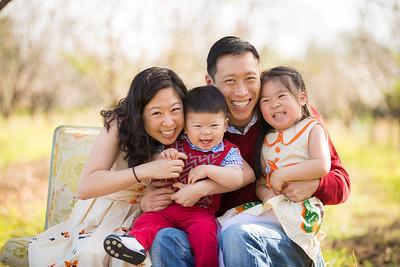 Wong Family Spring 2015 Mini-Session