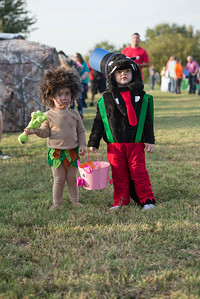 Trunk or Treat (October 30)