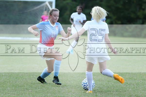 USJ v JC girls soccer 9-14-17