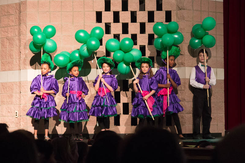 "Little Muchnkins -- ""The Wiz"", Montgomery Blair High School spring musical, March 26, 2017"