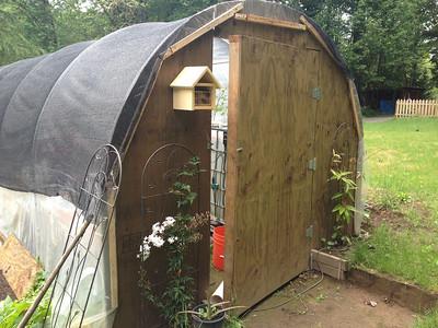 Greenhouse Aquaponic System