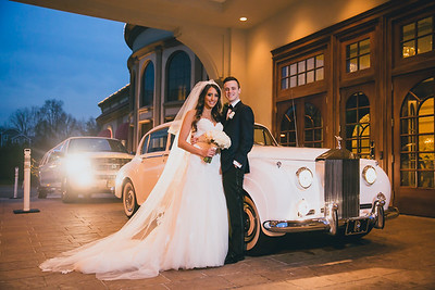 Lindsay and Brian - The Grove
