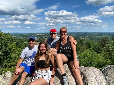 June 13: Sugarloaf Mountain