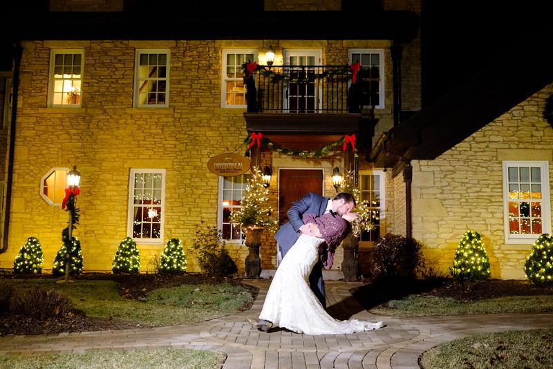 Pavilion at Orchard Ridge Farms Wedding Portraits