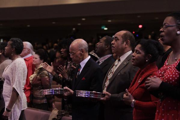 Sunday Worship 12/14/14