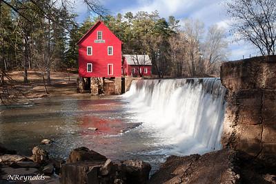 Georgia Gristmills