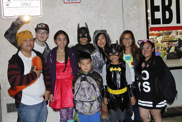 Halloween 10/31/2013