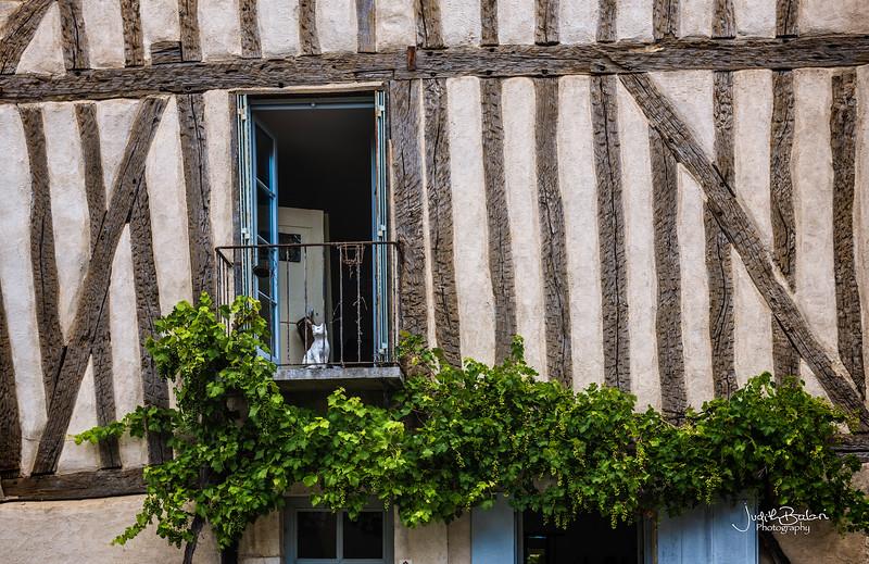 Noyers, Bourgogne, France