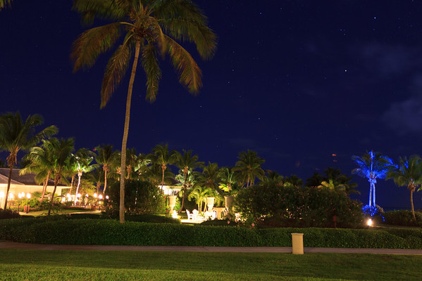 Evenings at Sandals Emerald Bay