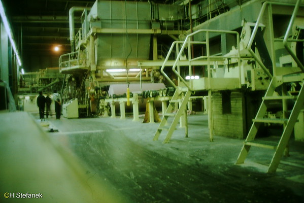1984-12  Inbetriebnahme Measurex PM9 w