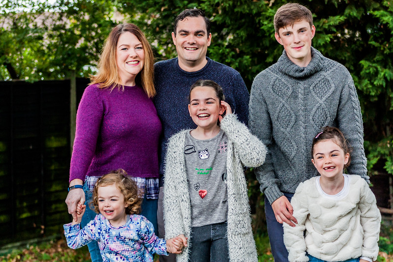 Leeson Family Photoshoot