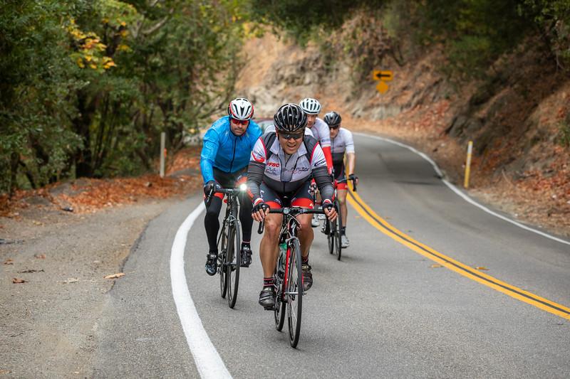 2018-10-21 Team Fremont, Team Ride