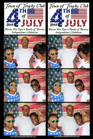 Town of Trophy Club 4th of July 2014