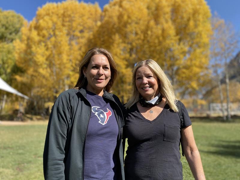 Telluride Bear Creek Trail Oct 2020