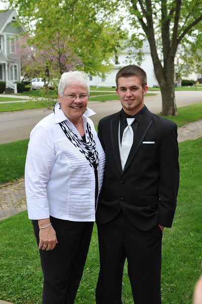 Mikey's First Prom 05-02-15