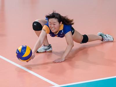 2013 Div 1 Women - Gold Medal match