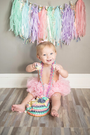 Nora is One!