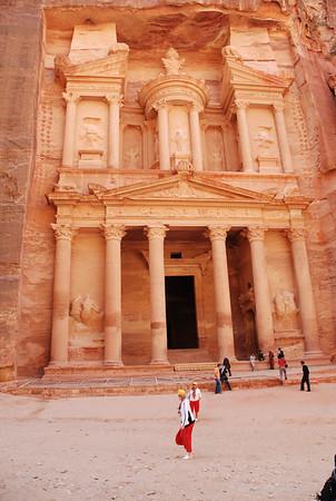 Petra, Jordan, 2010