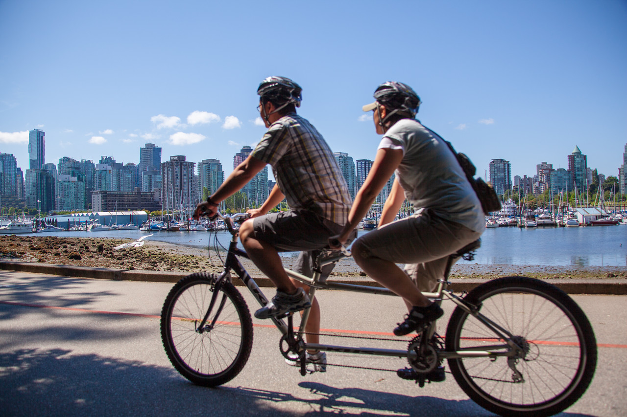 Stanley Park Makes Living in Vancouver, Canada a great place