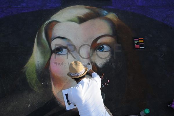 2013 SATURDAY Lake Worth Street Painting Festival