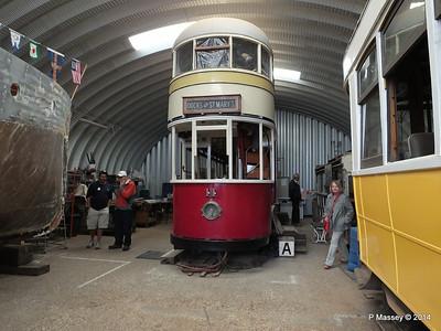 Southampton Tram Project 22 Aug 2014