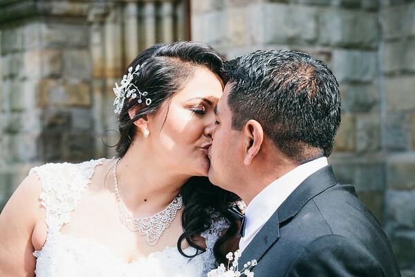 Angelina and Dario Wedding