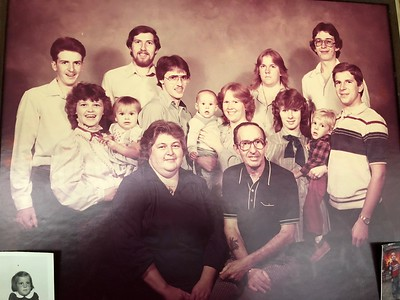 Old Family Photo's
