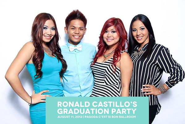 Ronald's Graduation Party (Party Portraits)