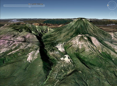 """Tongariro Crossing / Mt """"Doom"""" Ngauruhoe"""