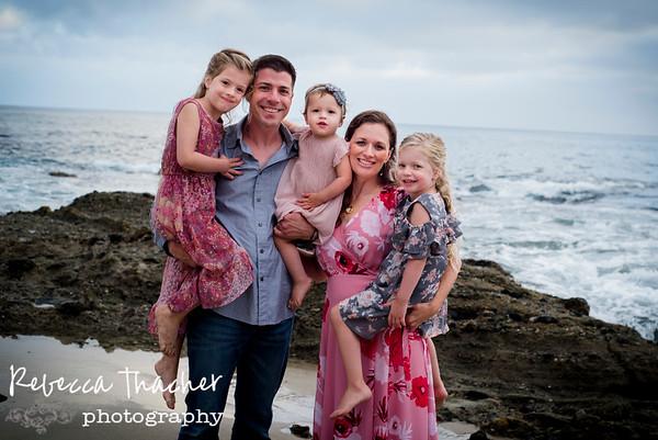 Morrissey Family . Laguna