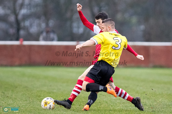 Highgate FC vs Romulus FC 26th Dec 2018
