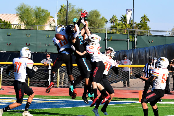 6A State Championship Game Chaparral vs Highland 12-11-2020