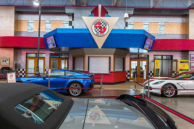 Corvette Museum–Bowling Green Kentucky