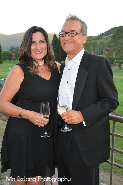 Roni Lynn and Joe Bunker
