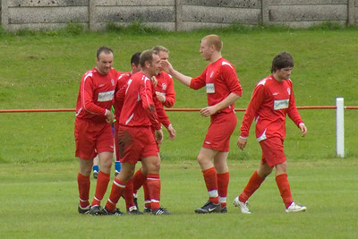 Johnstone Burgh 2 Greenock Juniors 2, Central Sectional League Cup, 1st August 2009
