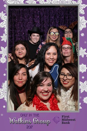 First Midwest Bank Christmas Party 2017