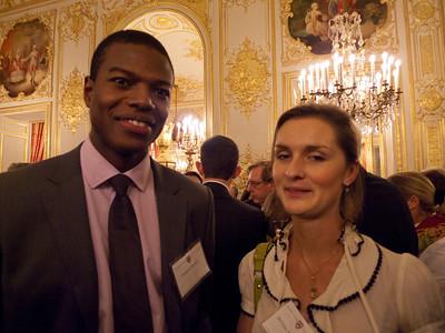 President Faust's Dinner 2010