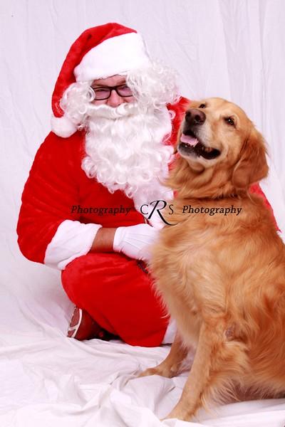 2017 Heartstrings Pets w/ Santa
