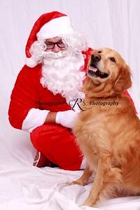 2017 Pets W/ Santa